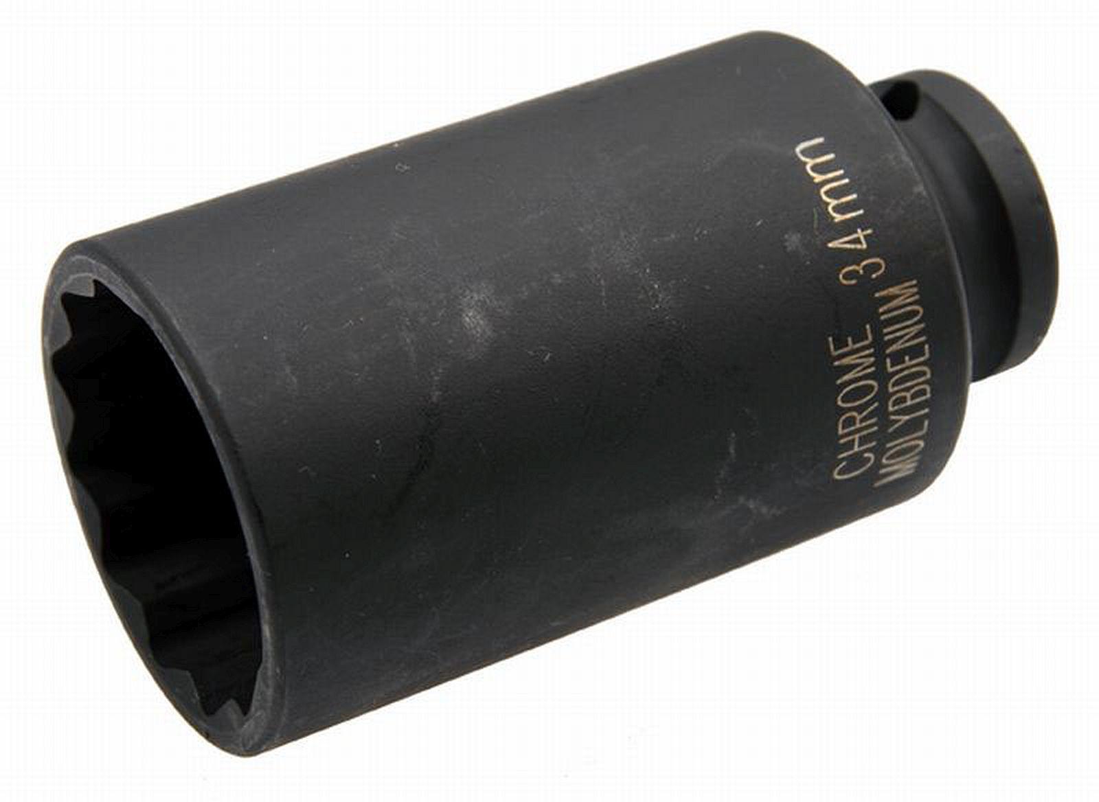 BGS Werkzeug für Antriebswellen Schlagschrauber Kraftnuss Steckschlüssel Einsatz