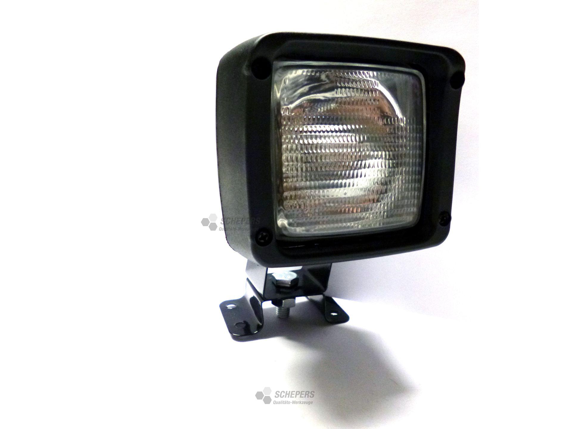 Arbeits Ruckfahrscheinwerfer Zusatzscheinwerfer Incl H3 12v