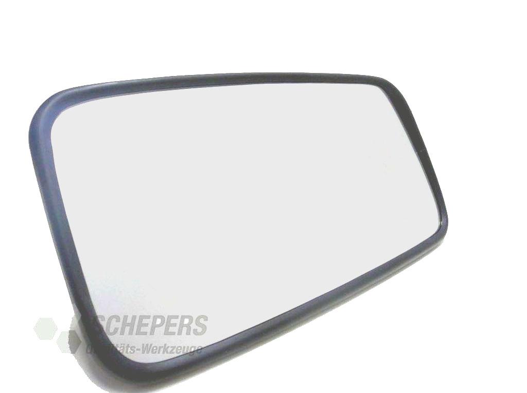 2x Außenspiegel Spiegel Traktor Lastwagen Schlepper LKW 375x190